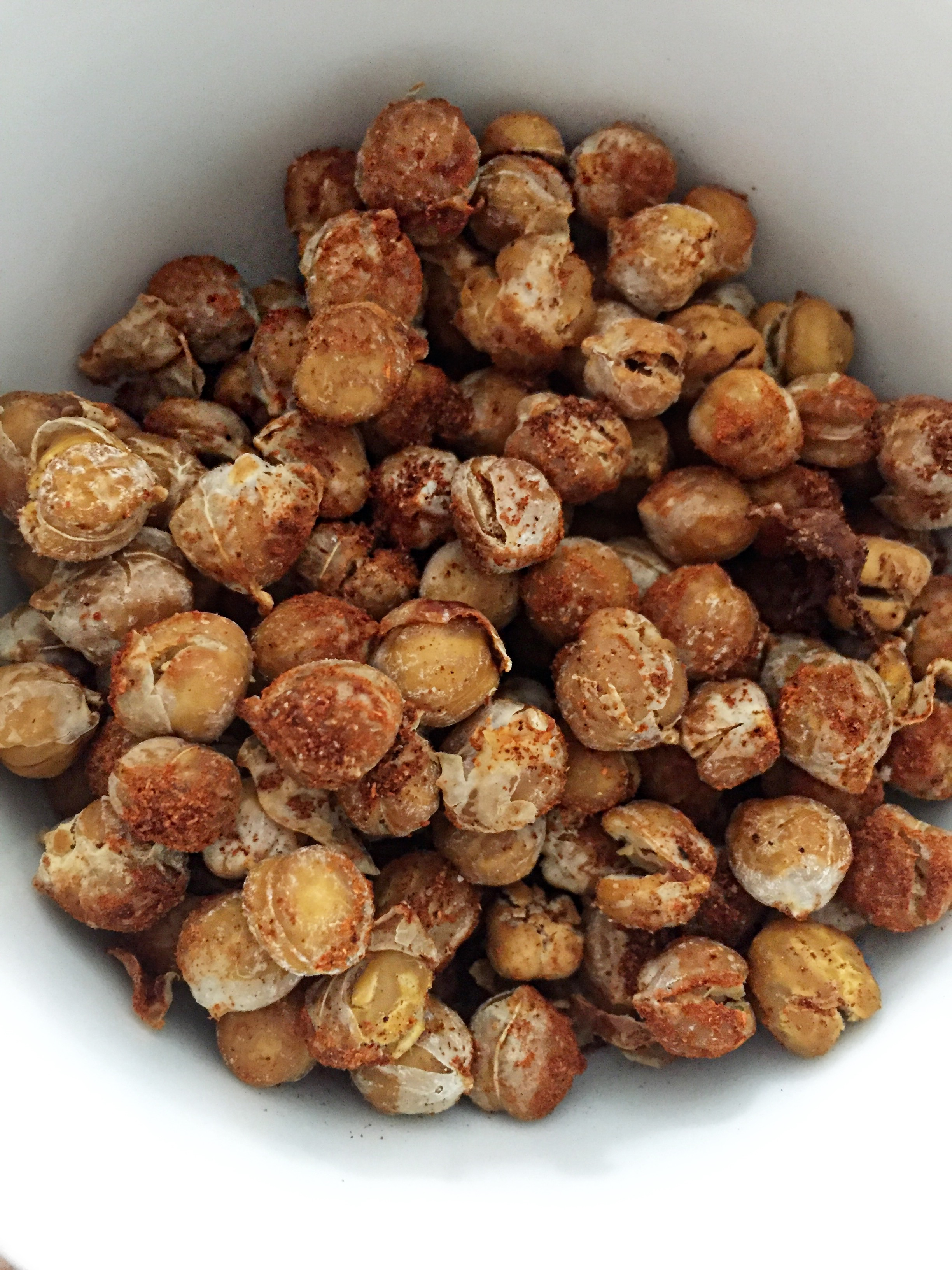 Crunchy Oven-Roasted Chickpeas